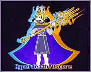 Hyperdeath!Asgore Ref
