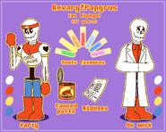 Revary!Papyrus Ref