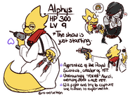 OW!Alphys