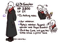 OW!Gaster