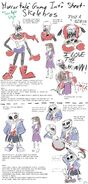 Horrortale character sheet reference skelebros by sour apple studios dafwwwk-fullview