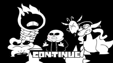 Video - Underpants - Genocide Ending - SPARE | Undertale Fanon Wikia
