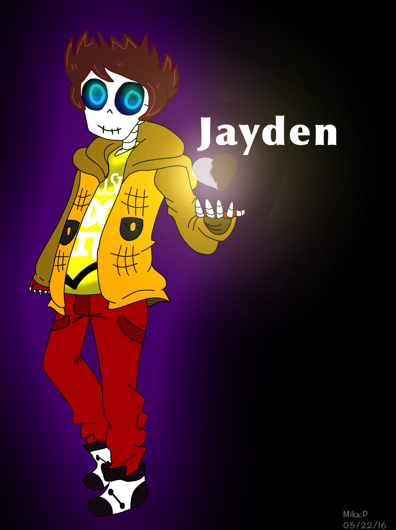 Jayden | Undertale Fanon Wikia | FANDOM powered by Wikia