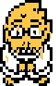 After! Alphys Overworld (Resize)