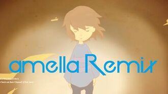 -Undertale- - Home (amella Remix) - Animation
