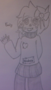 Emily Drawing