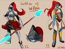 War!Undyne