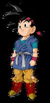Goku Jr 2