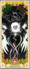 Asriel Dreemurr tarot final form
