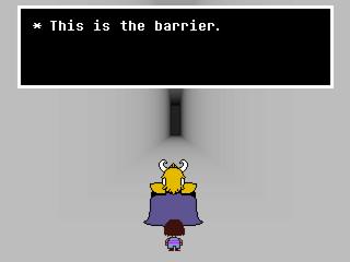 Barrier screenshot