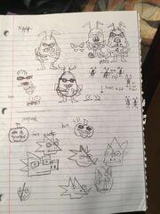 Wczesne potwory