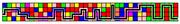 Multicolor Tile Puzzle solution