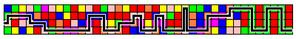 Lösung Farbkachelpuzzle