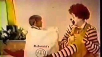 McDonald's Commercials 1960's Collection