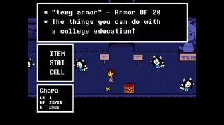 Temmie Armor