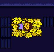 Dump flowers