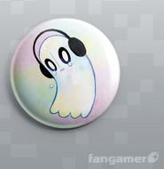 Napstablook artwork button