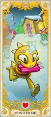 Monsterkid Tarot