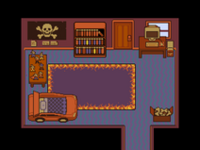Papyrus's Room