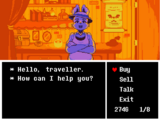 Snowdin Shopkeeper