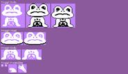 Froggit-sprites