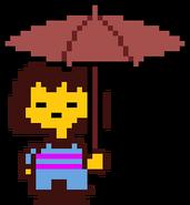 Umbrella Frisk
