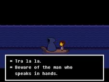 Mann Hände
