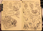 Artbook thing 1