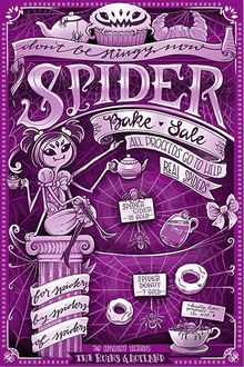 Product UT spiderbakesale poster main 1024x1024 cr