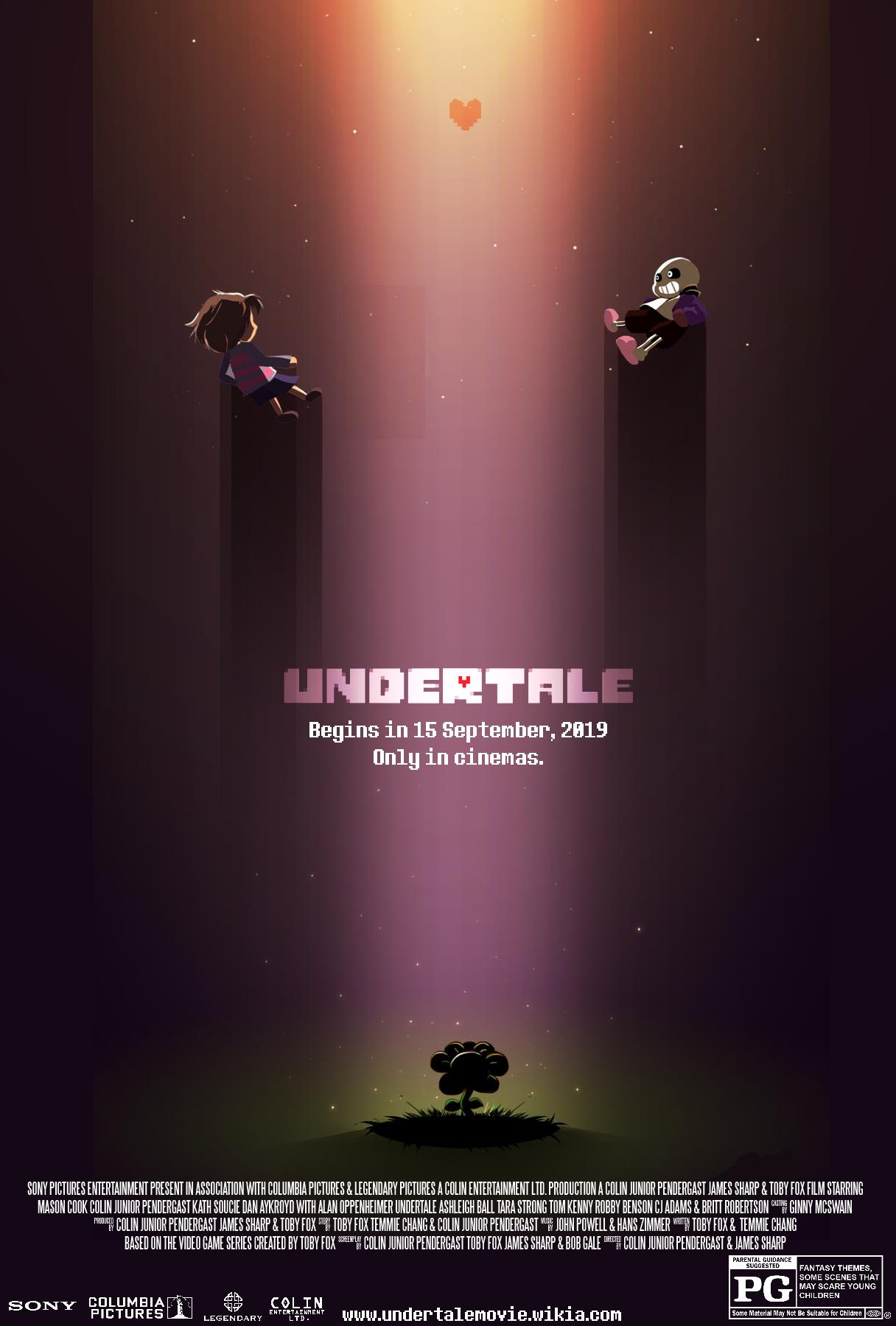 UNDERTALE (film)   UNDERTALE Movie Wikia   FANDOM powered by