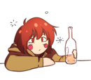 Drunk!Chara