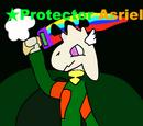 Protector!Asriel