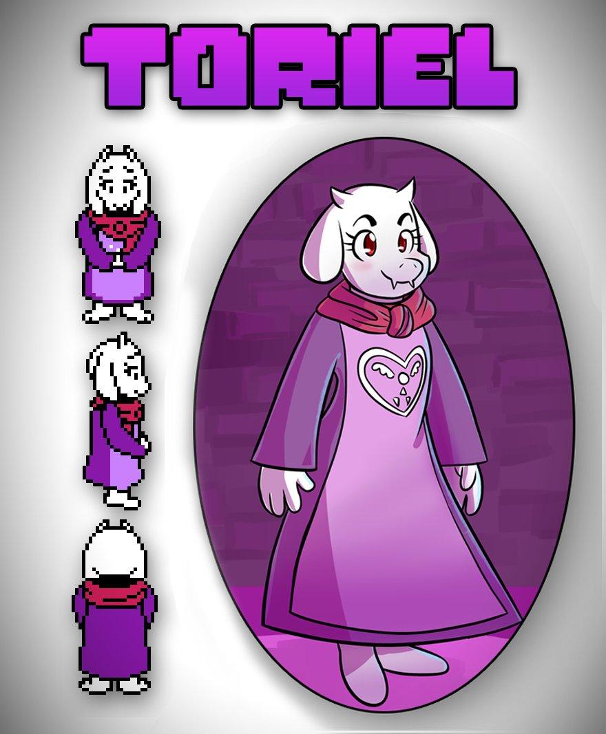 Undertale toriel