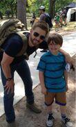 Brody Rose & Mike Vogel