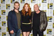 Rachelle, Mike & Dean