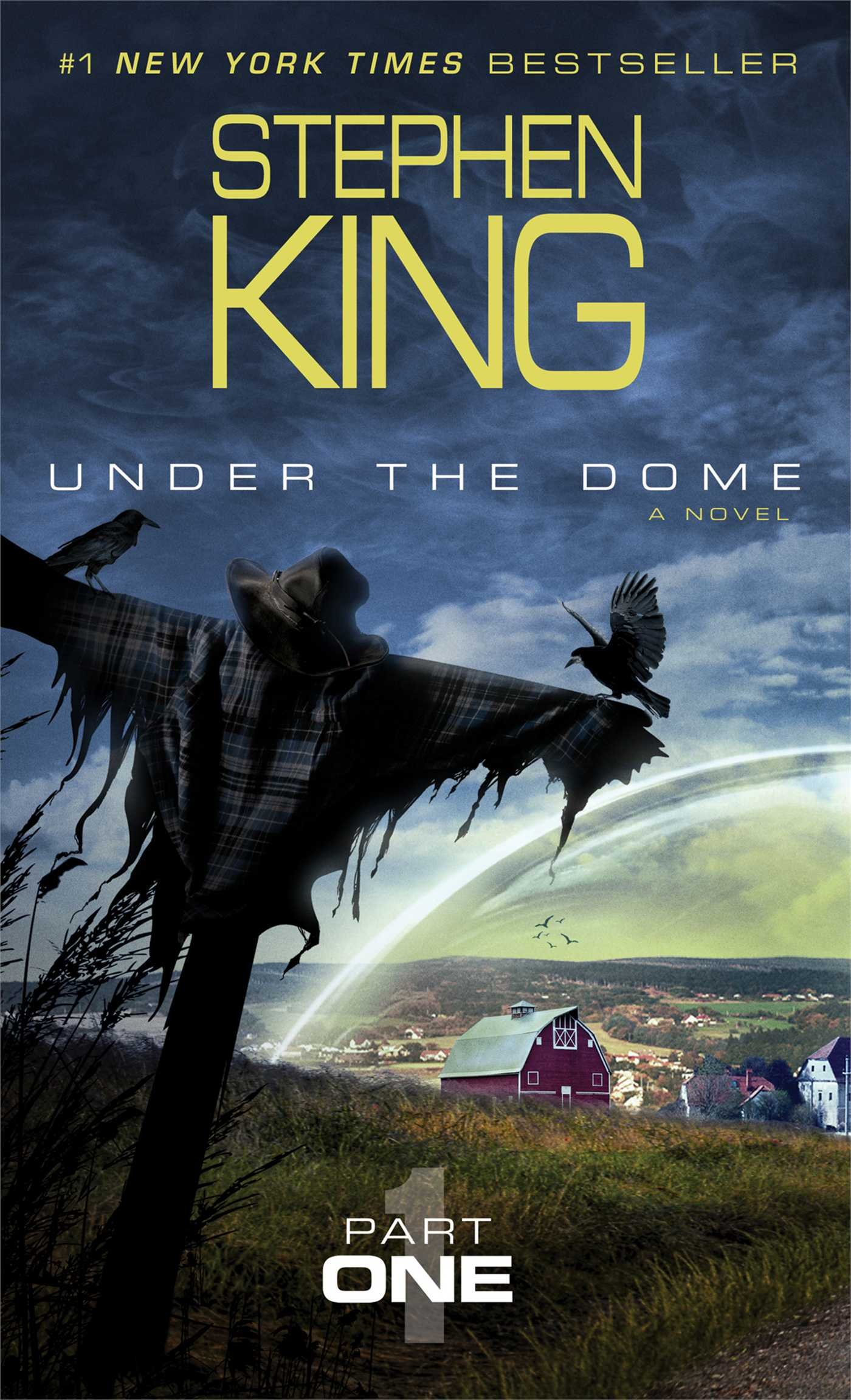 under the dome novel summary