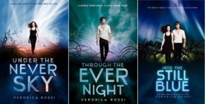 Under the never sky trilogy