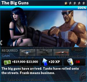 Job the big guns