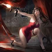 Lieutenant red countess