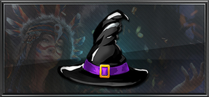 Item witch hat