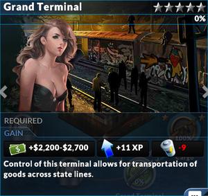 Job grand terminal