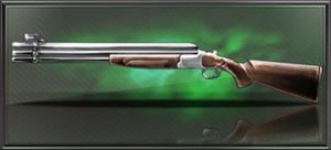 Item triple shot gun
