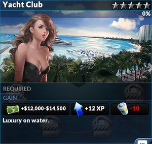 Job yacht club