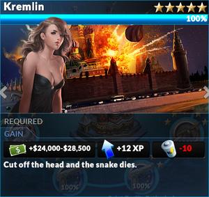 Job kremlin