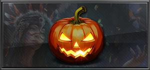 Item evil pumpkin