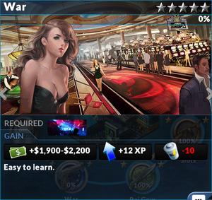 Job war