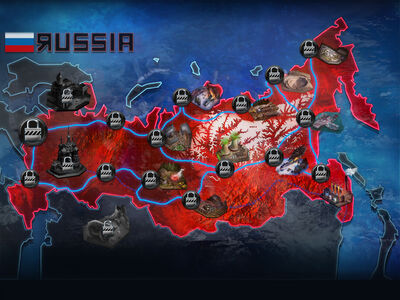 District russia