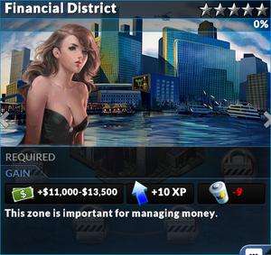Job financial district