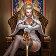 Lieutenant reine