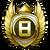 Icon battle royale rank 8